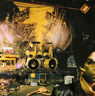 "Prince ‎- Sign ""O"" The Times (LP) (G+/G+)"
